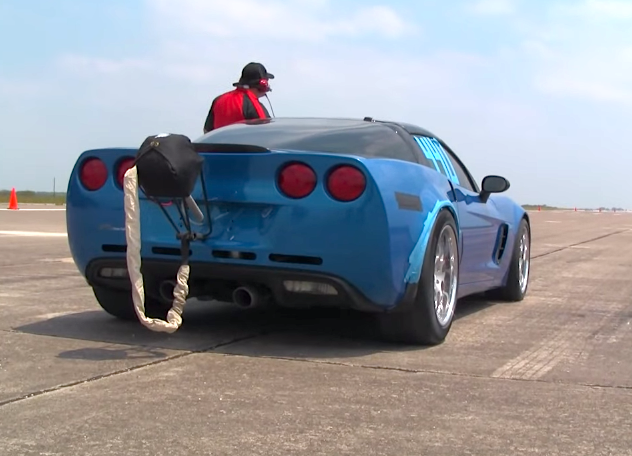 Flashback 231 Mph In A Twin Tubo C6 Corvette Vettetv