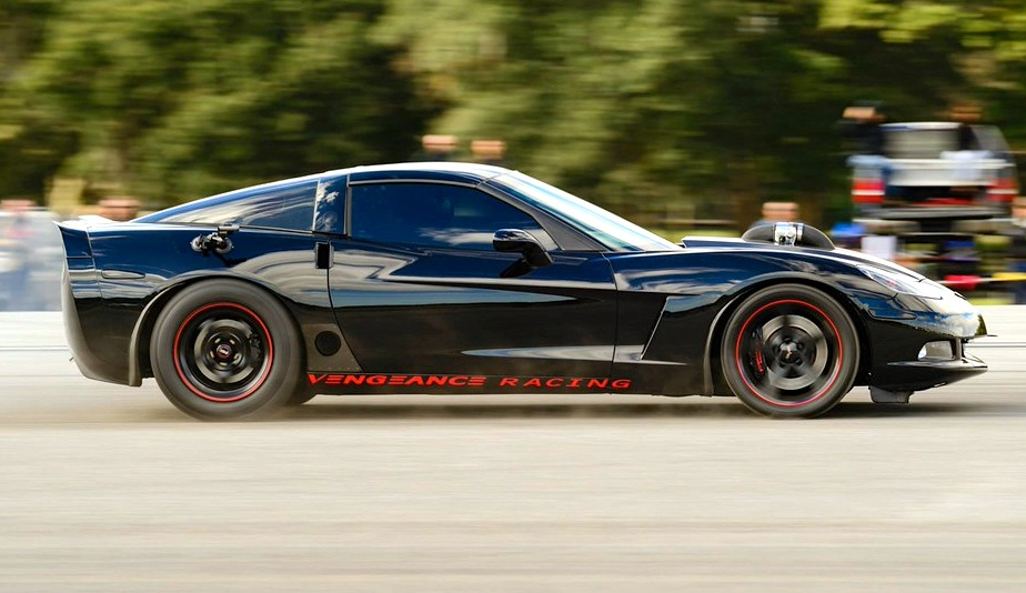 Twin Turbo C6 Corvette Hits 203 6 Mph At Georgia 1 2 Mile Event Vettetv