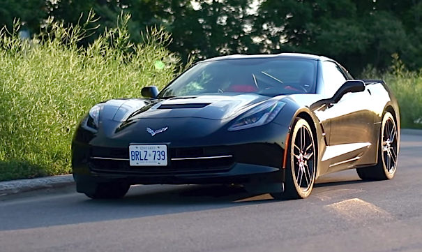 quick spin 2015 corvette stingray z51 vettetv. Black Bedroom Furniture Sets. Home Design Ideas