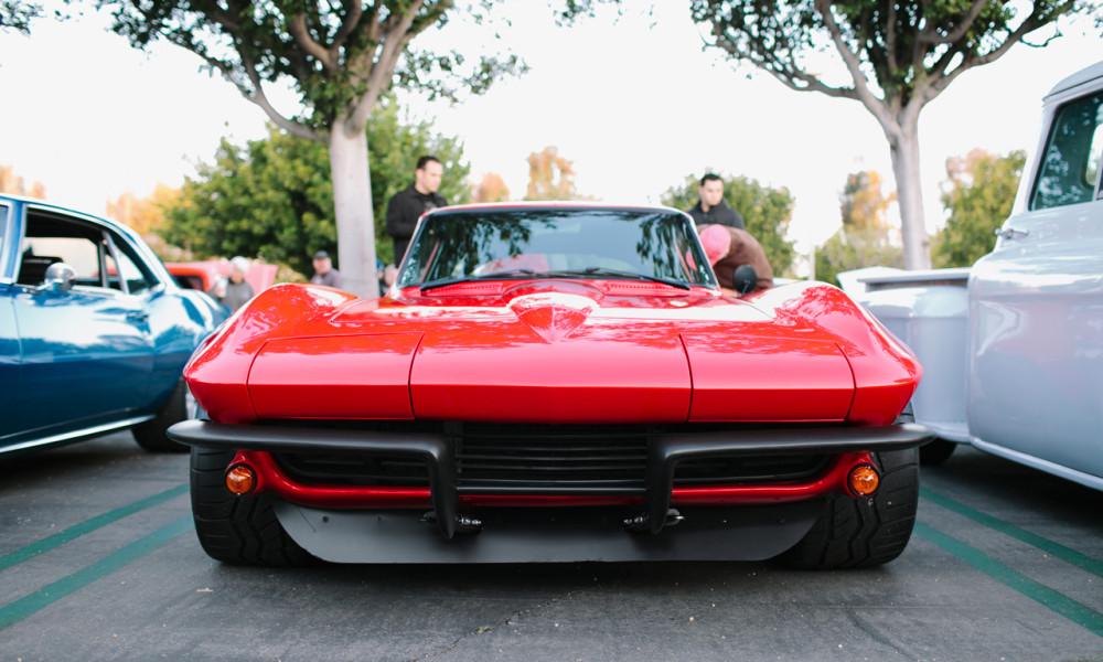 Big Red The Baddest 65 Corvette You Ve Ever Seen Vettetv