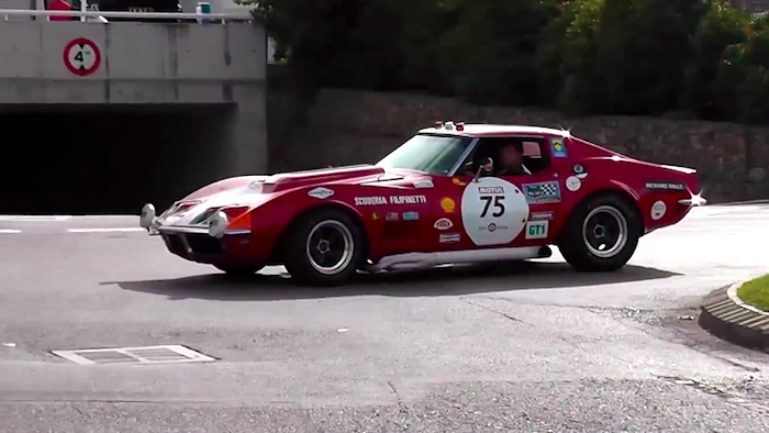 Hear The 1968 Corvette L88 That Raced Le Mans Vettetv