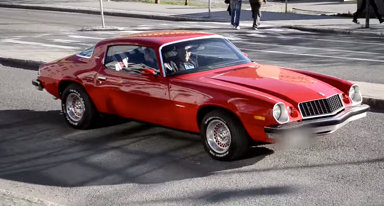 75 Camaro Shows Off Fails Spectacularly Vettetv