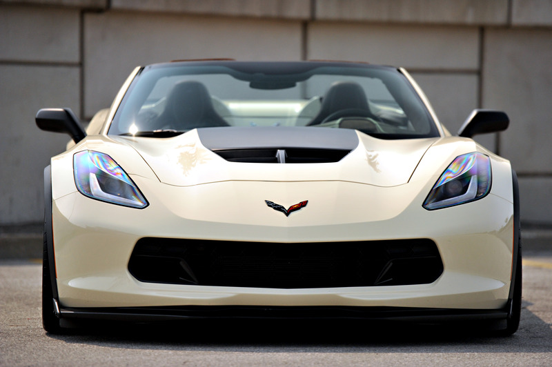 Caravaggio Corvette Is A Stunning Exercise In Luxury Vettetv
