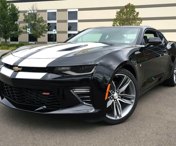 2016 Camaro 6th Generation Ss Vettetv
