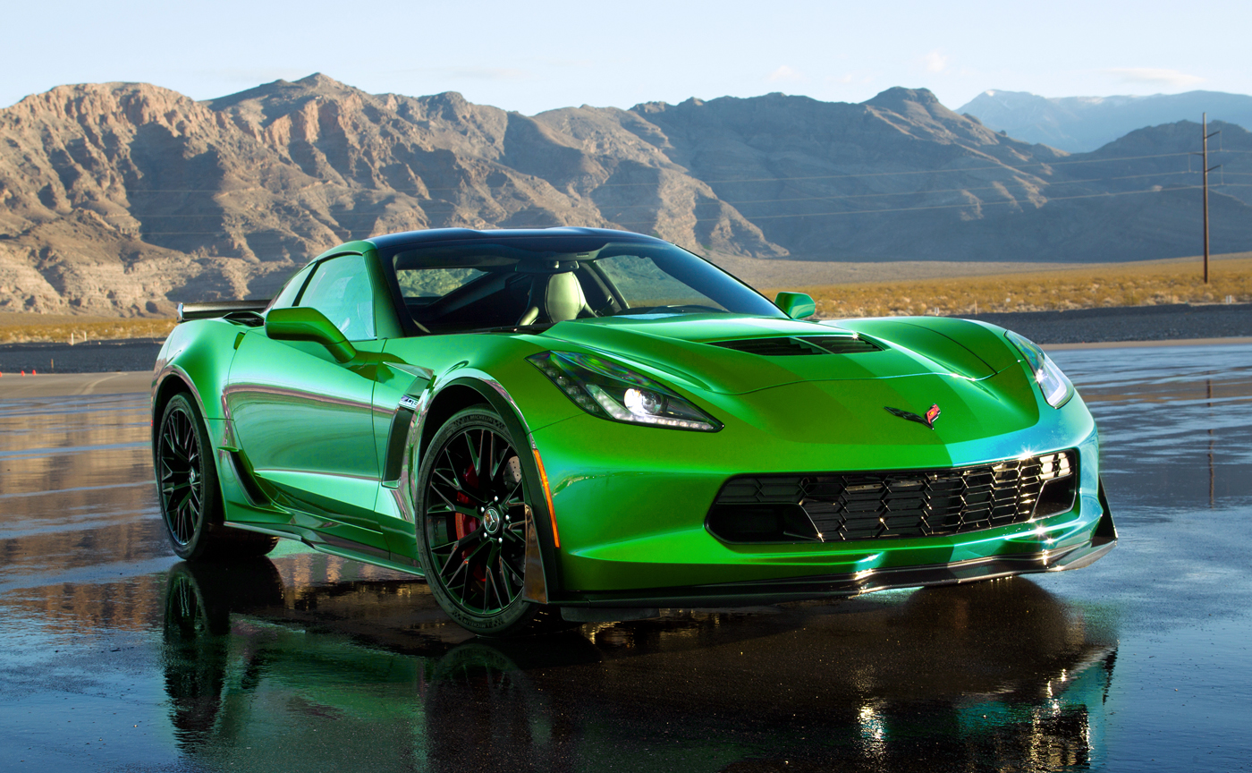 Gm Trademarks E Ray Electric Corvette Coming Vettetv