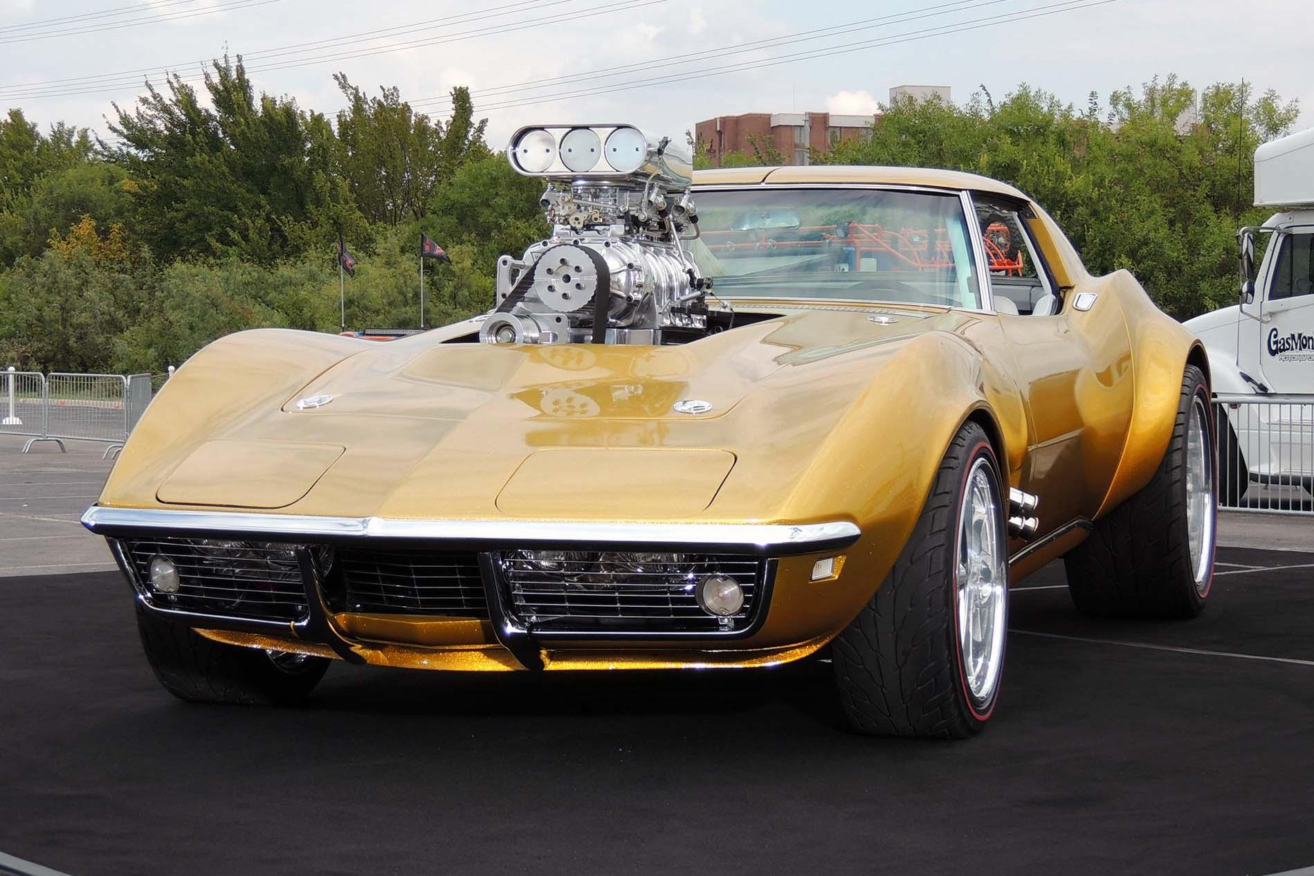 Gas Monkey Garage Builds Real Life Hot Wheels Corvette