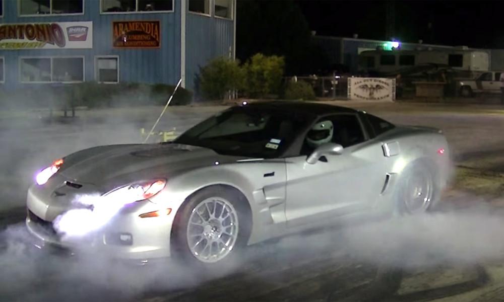 This Corvette Zr1 Is Absolutely Lethal Vettetv