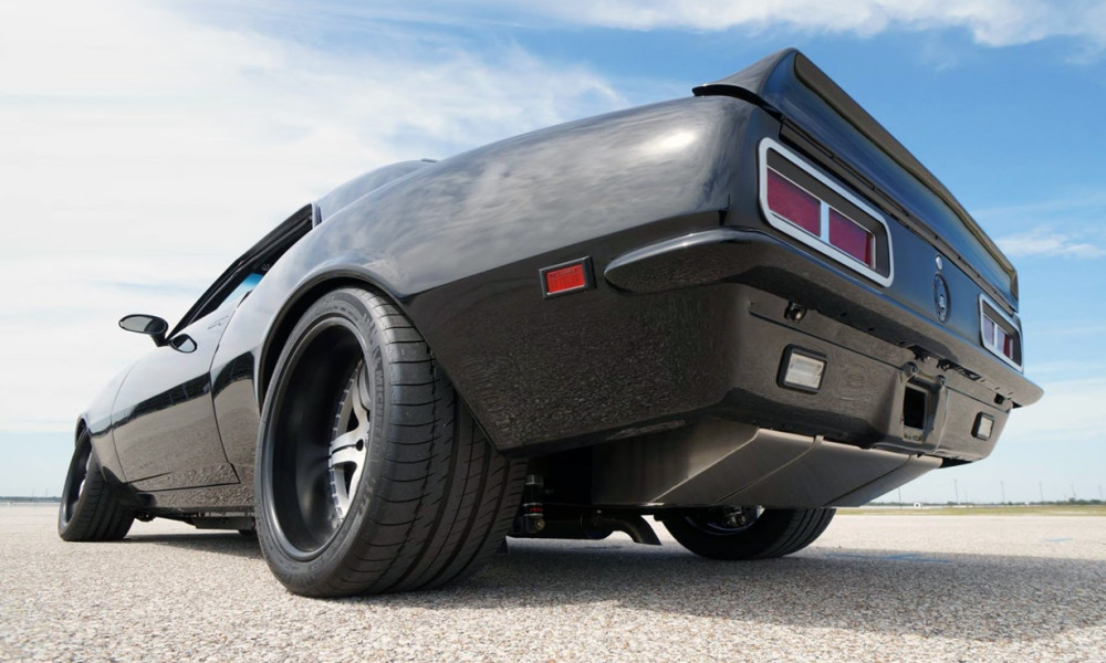 Restomod Ls Powered Camaro Is A Stealthy Work Of Art Vettetv