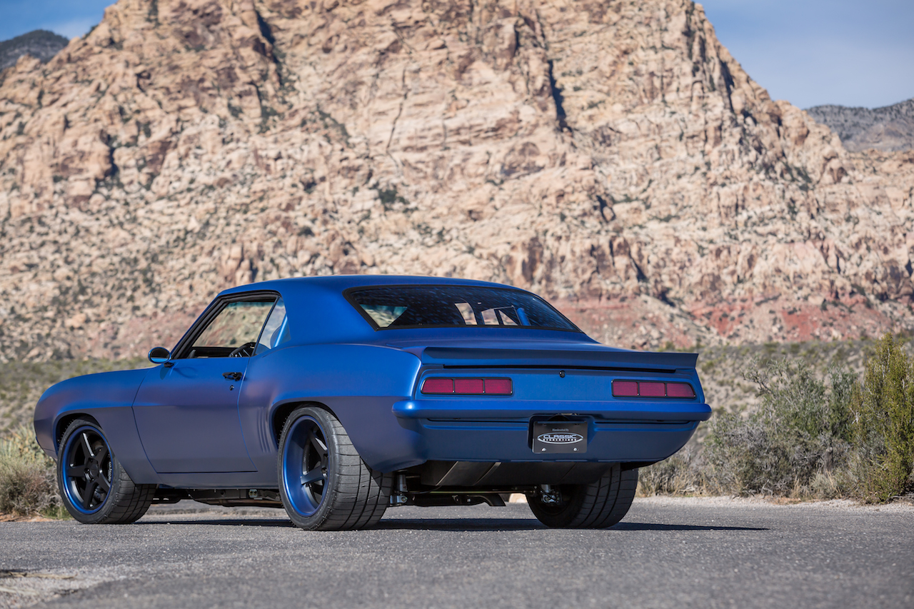 Classic Recreations transforms this 1969 Camaro into something ...