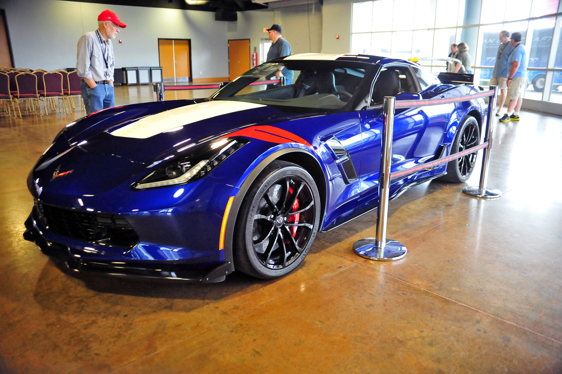 2017 Chevrolet Corvette Grand Sport Priced at $66 445 VetteTV