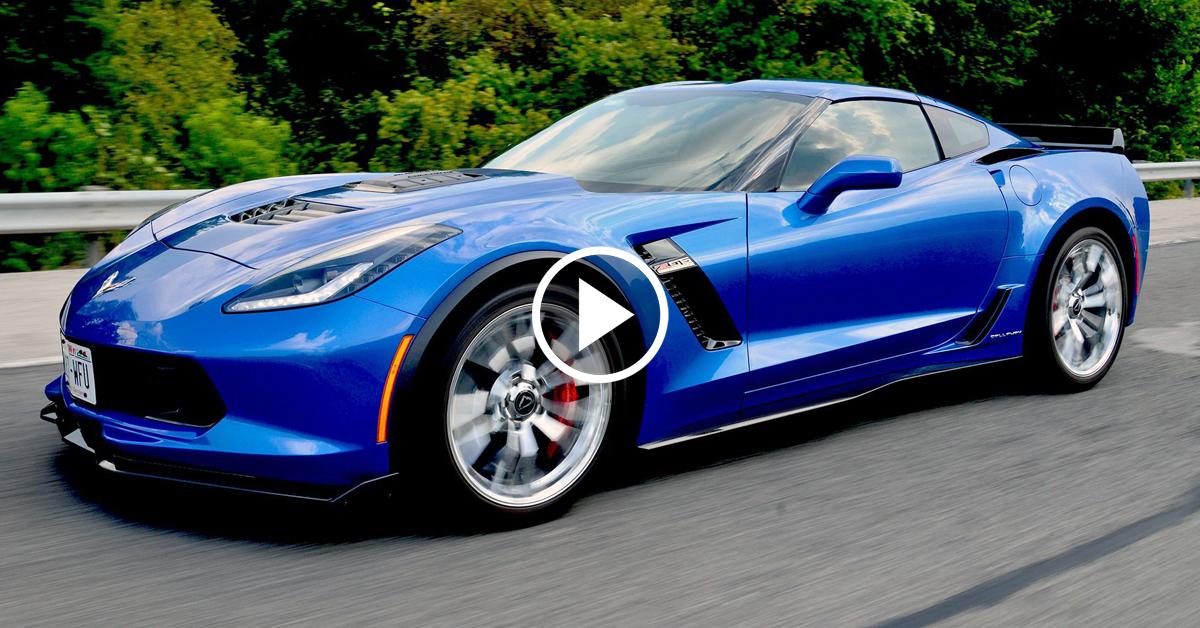 Z06 Corvette For Sale >> Watch This Callaway SC757 Corvette Z06 Hit 202 MPH - VetteTV