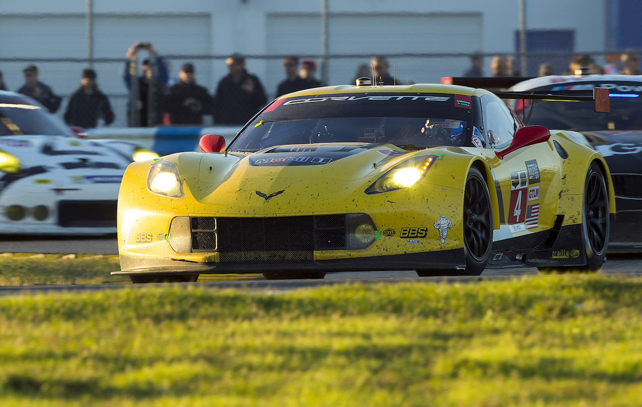 Corvette Racing Daytona 2015