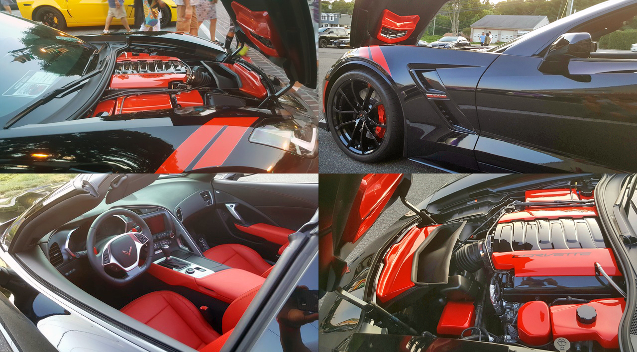 2017 Supercharged C7 Grand Sport