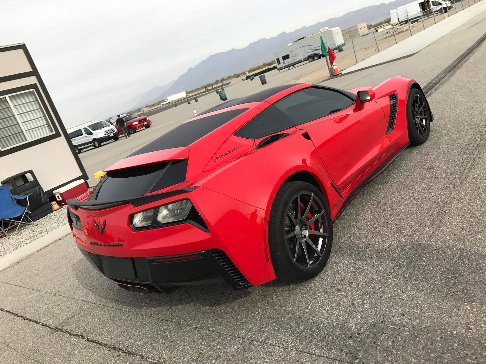 Callaway Corvette AeroWagen 5
