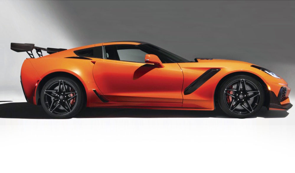 2019 corvette zr1  everything we know so far