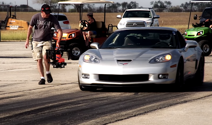 Two Minutes Of Texas Mile C6 Corvette Z06 Rumblings Vettetv