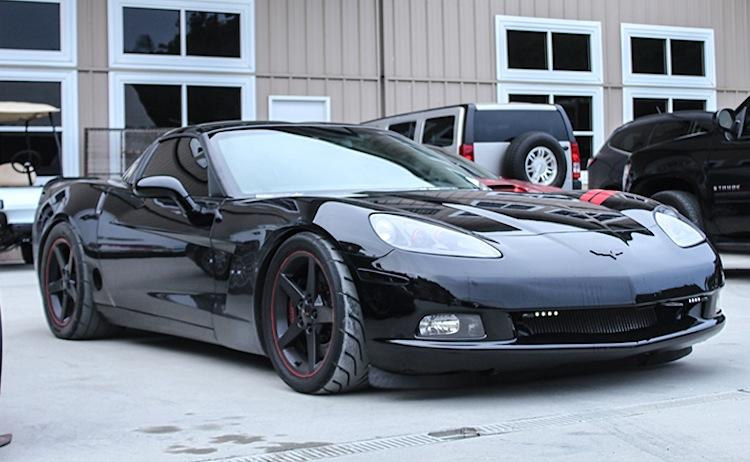 Mike Bramati S Sinistter C6 Corvette Vettetv