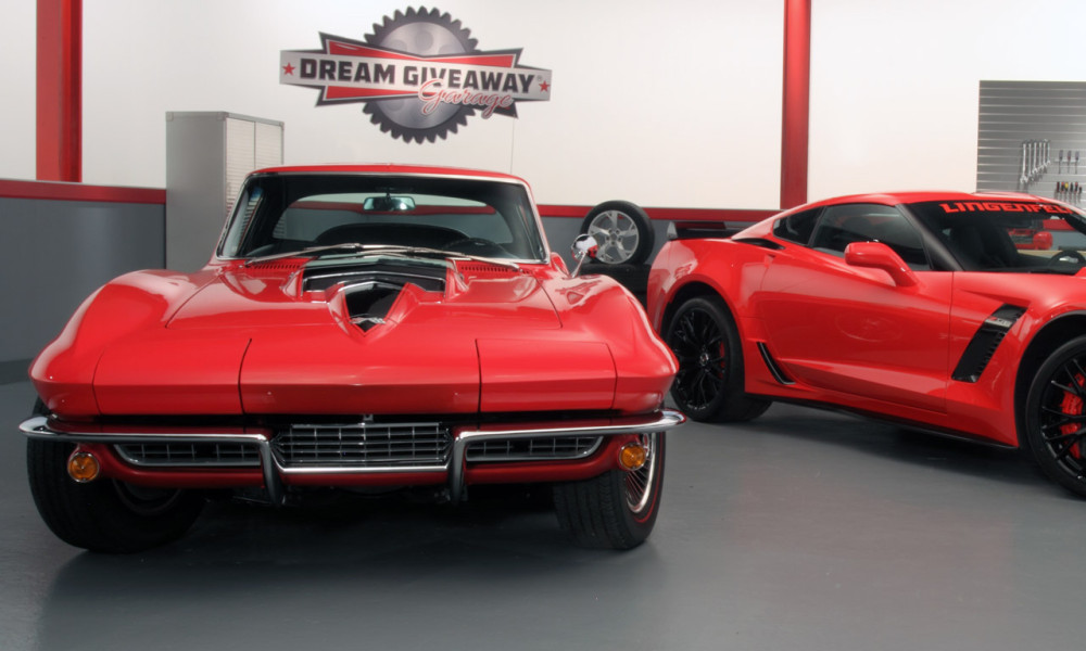 Finding the perfect 67' 427 Stingray for the 2015 Corvette