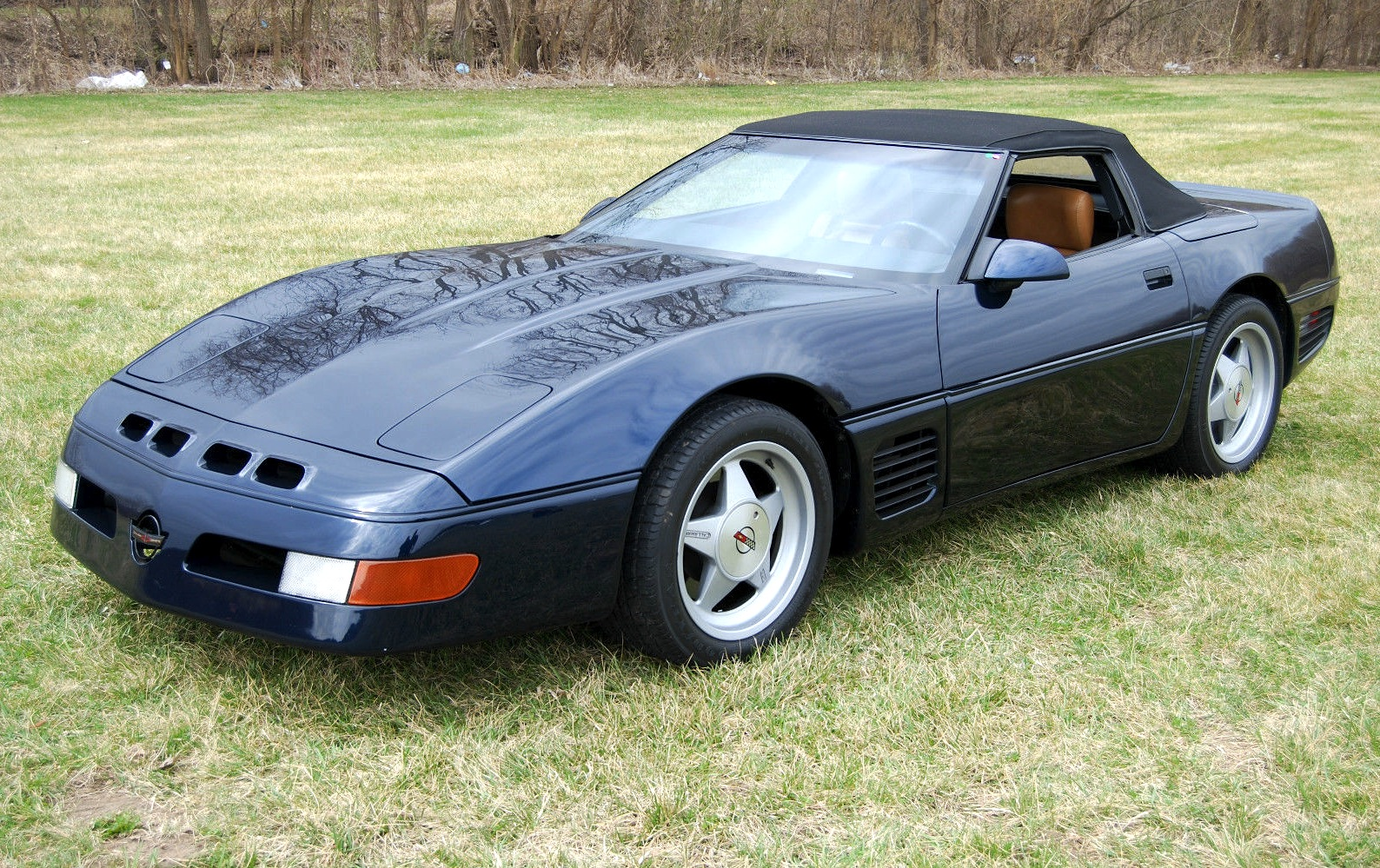 Awesome Ebay Finds 1989 Callaway Corvette Convertible