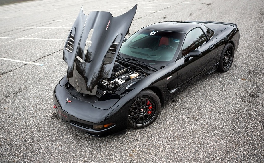 vengeance racing reveals flex fuel corvette c5 z06 makes. Black Bedroom Furniture Sets. Home Design Ideas
