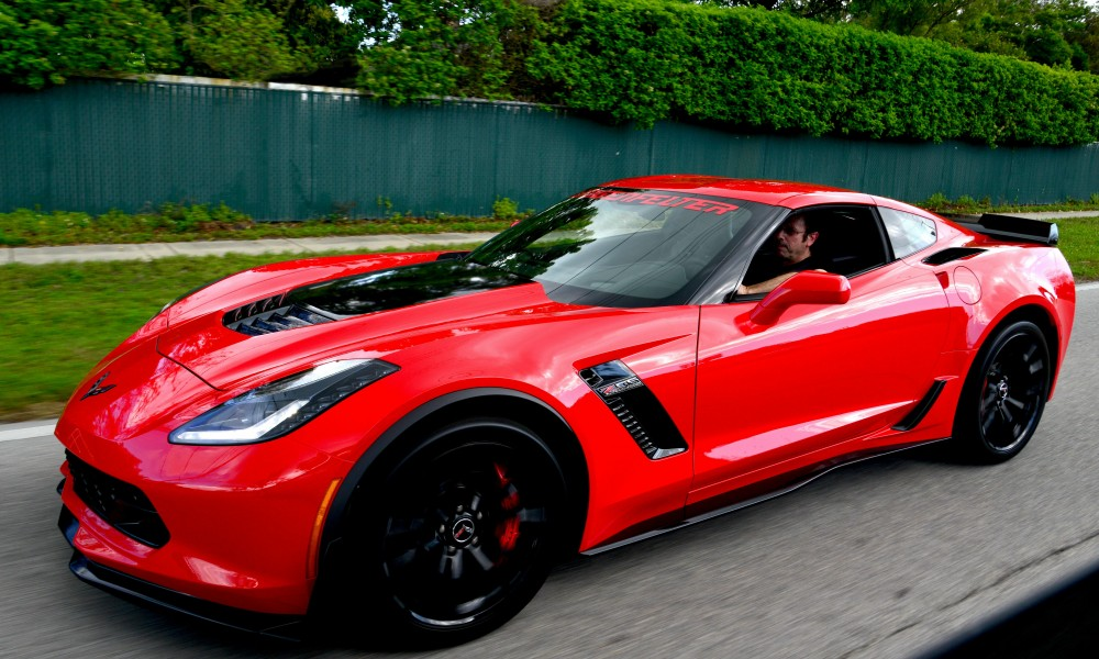 Up Close With The 2015 Z06 In The 2015 Corvette Dream