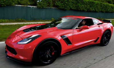 10.3 seconds at 136 mph. That's what this 2015 Corvette Z06 with Z07 track package promises the winner of the 2015 Corvette Dream Giveaway. Photo: Walt Thurn