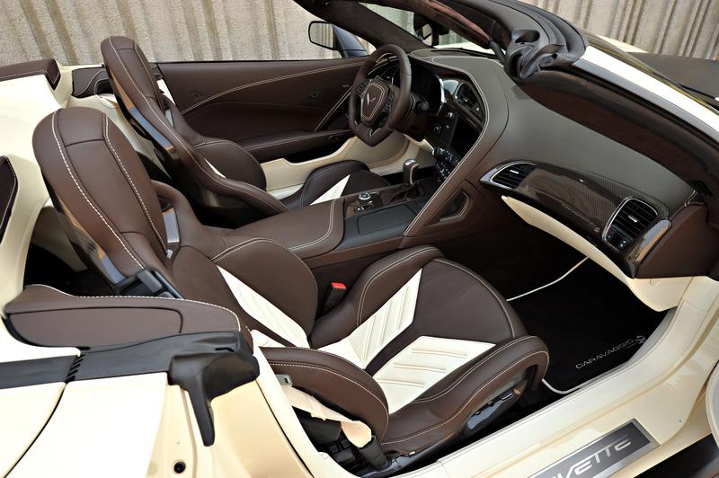 Caravaggio Corvette