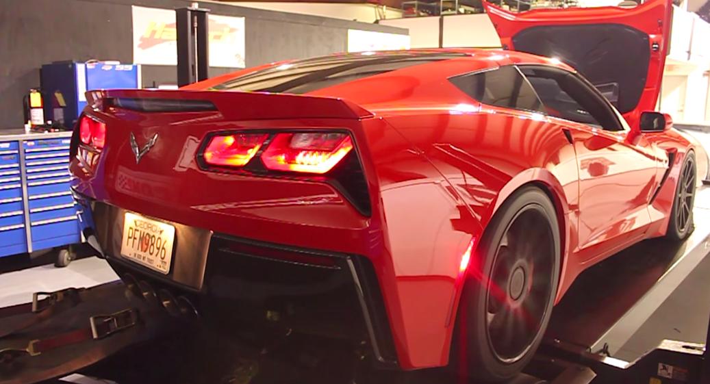 Vengeance Racing builds 890-horsepower supercharged C7 - VetteTV