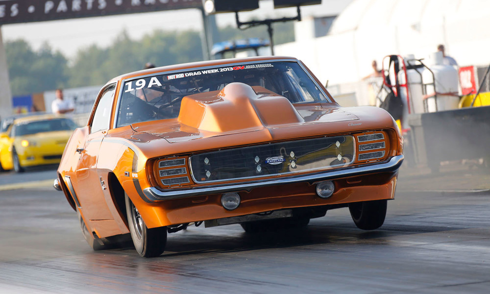 Watch A 1969 Camaro Break 200mph Consistently Vettetv