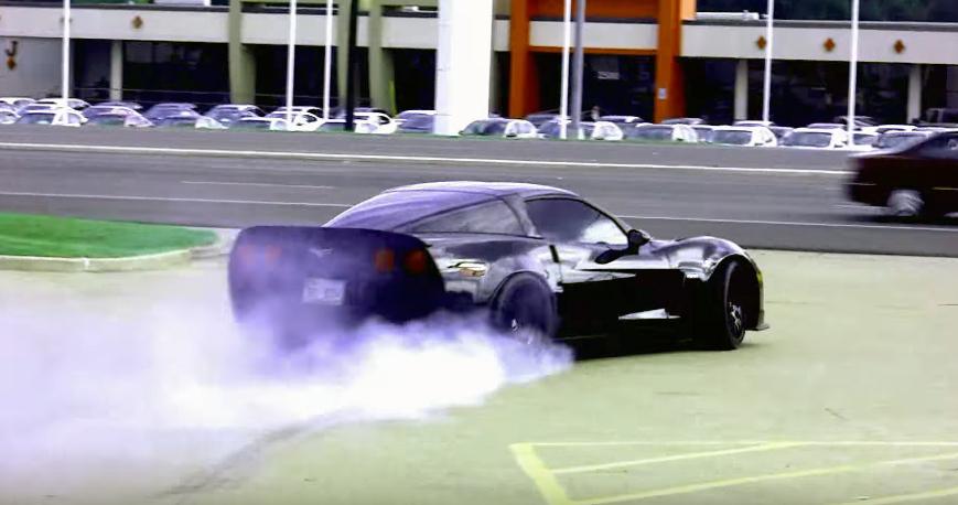 800HP Z06 Corvette Near Death Experience