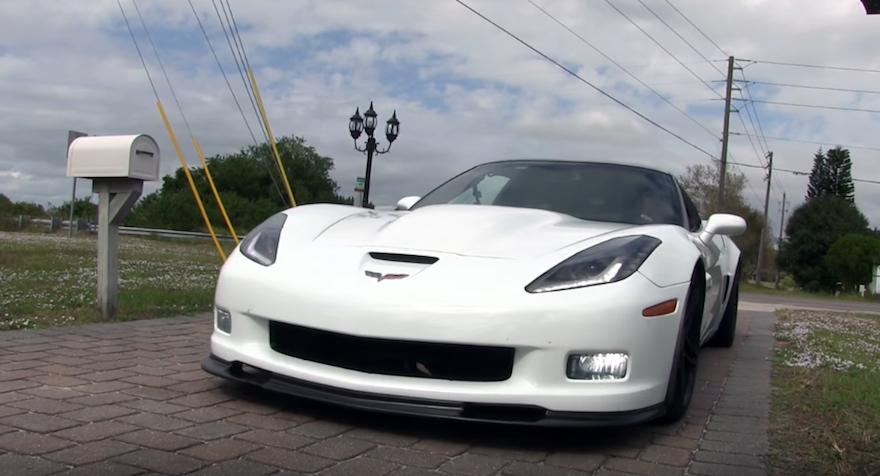 best of both worlds  corvette c67 combines c6 and c7
