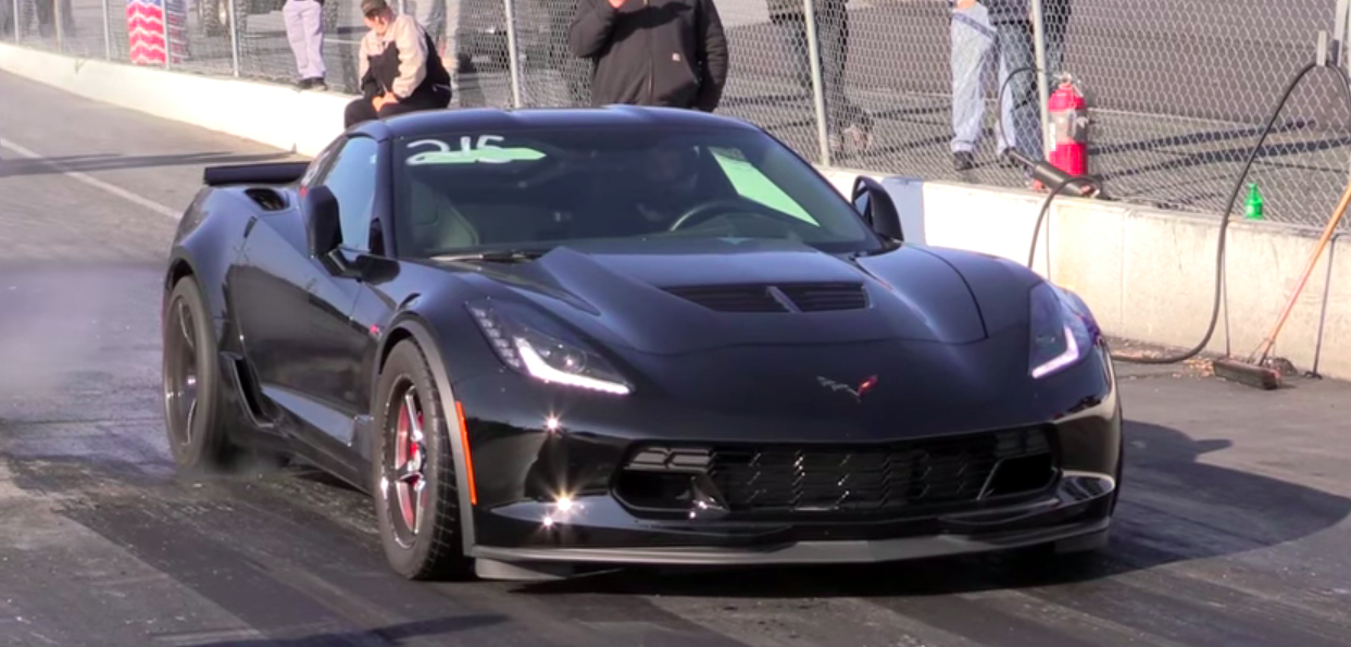 Simple mods turn this Z06 into a beast - VetteTV