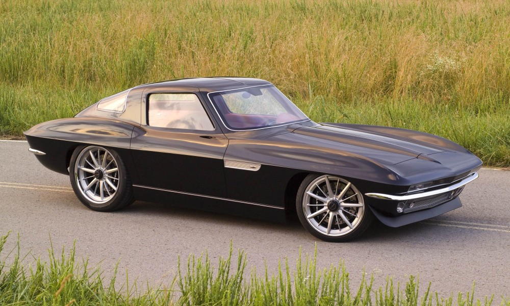 Let your eyes drool at the ultimate 1965 Corvette Sting Ray