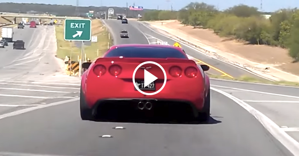 Lethal Performance S Twin Turbo Z06 Lays Down 1 000