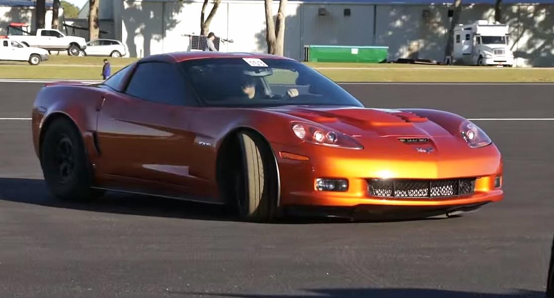 1780 HP 200+MPH TT C6 - Half Mile Corvette Record Holder
