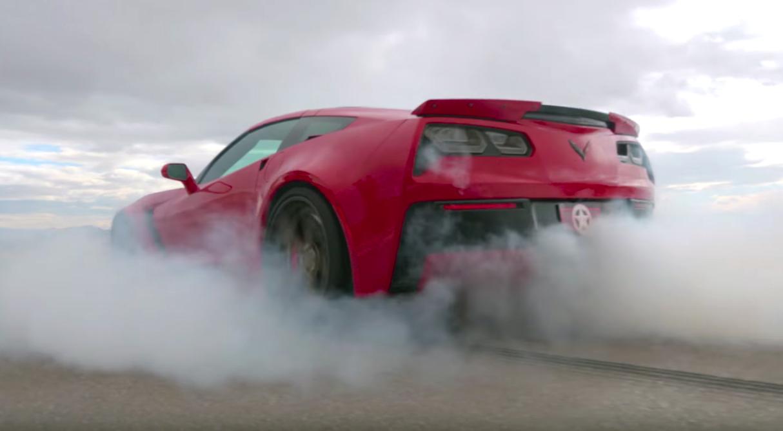 American Force Edition 2015 Chevrolet Corvette Z06 & 2015 Chevrolet Silverado 3500