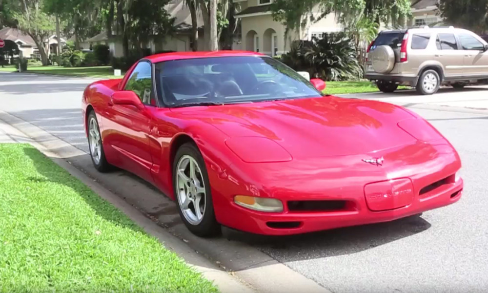 This Corvette Has Over 700 000 Miles On The Clock With No