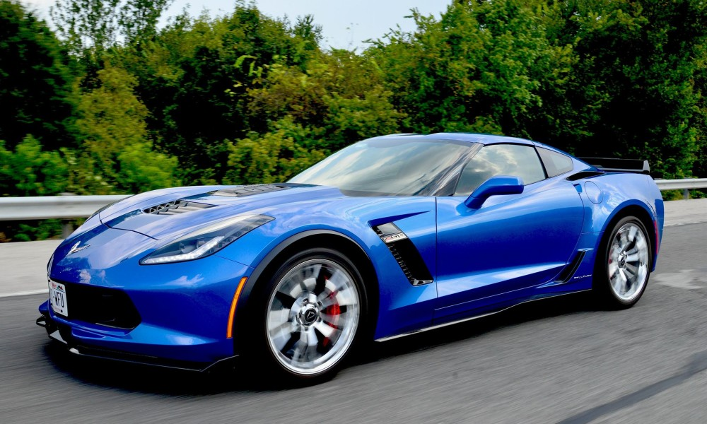 Watch This Callaway Sc757 Corvette Z06 Hit 202 Mph Vettetv