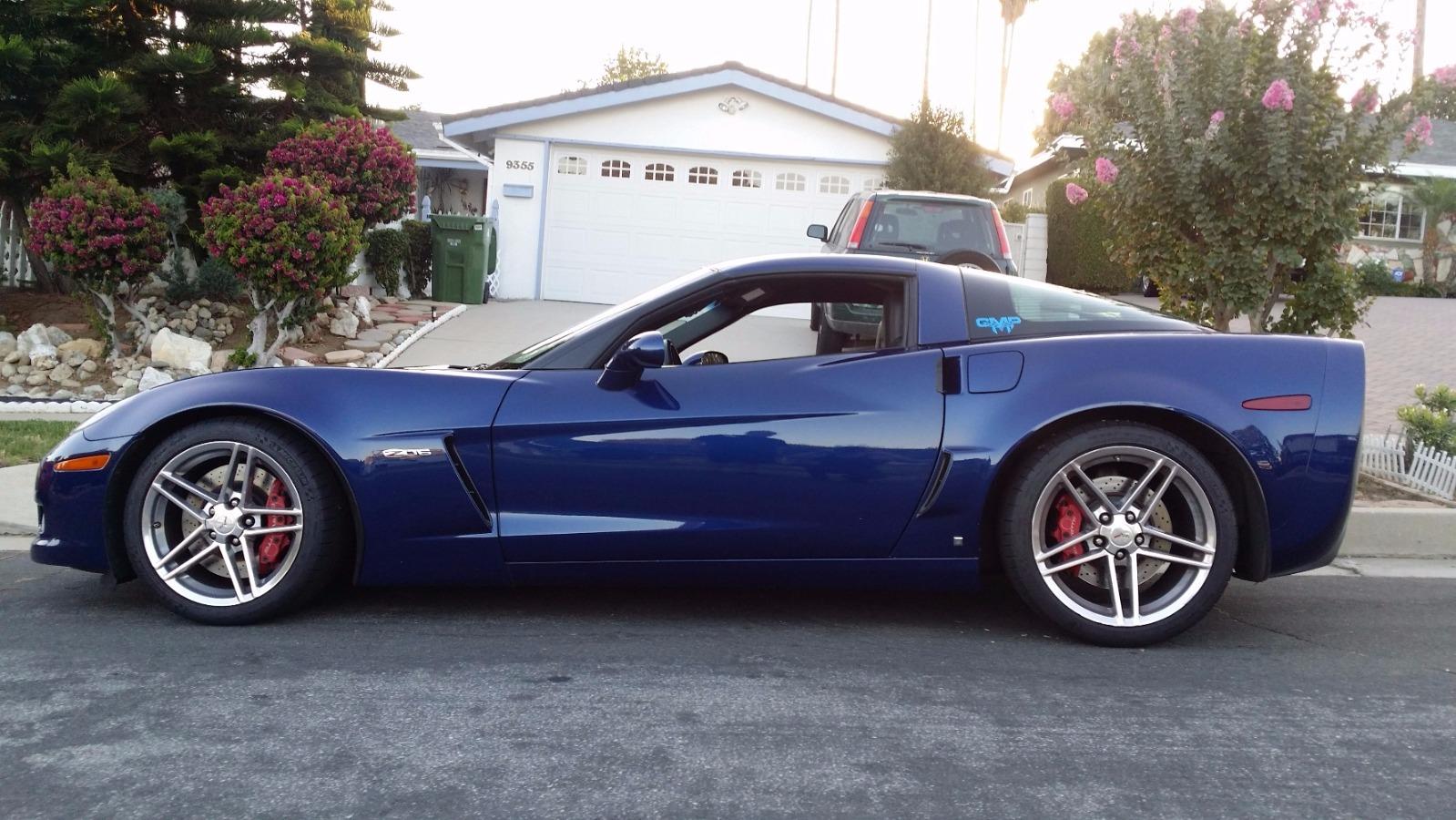 580 WHP C6 Corvette Z06