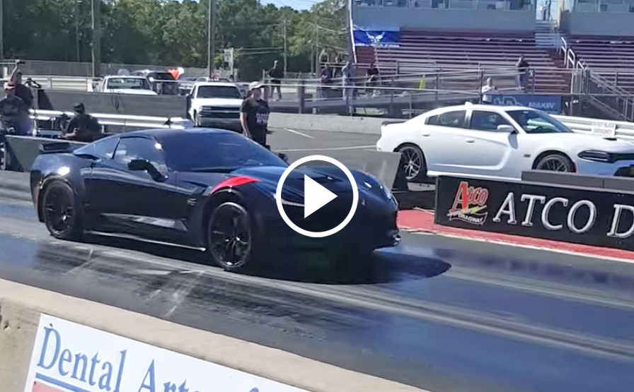 Homebrew Z06 The World S First Supercharged C7 Grand Sport Vettetv